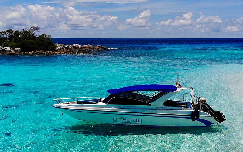phuket boat tours