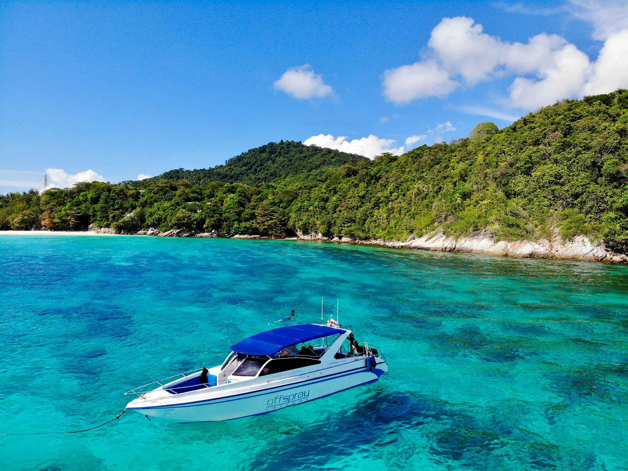 Private Speed Boat Phuket